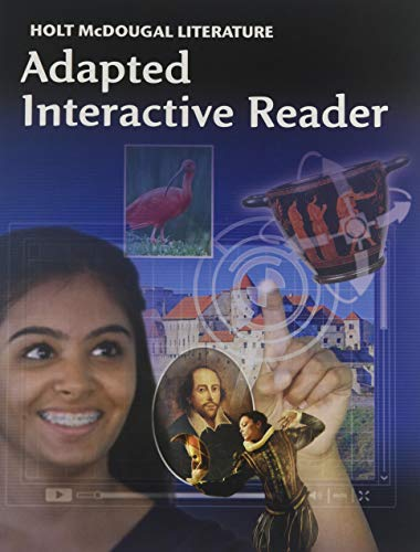 9780547619477: Holt McDougal Literature: Adapted Interactive Reader Grade 9