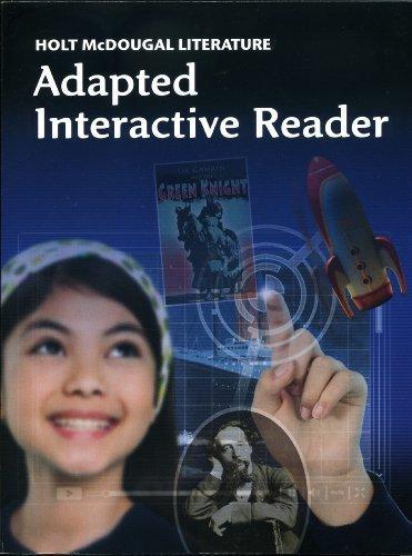 Holt McDougal Literature: Adapted Interactive Reader Teacher's Edition Grade 7: MCDOUGAL, HOLT