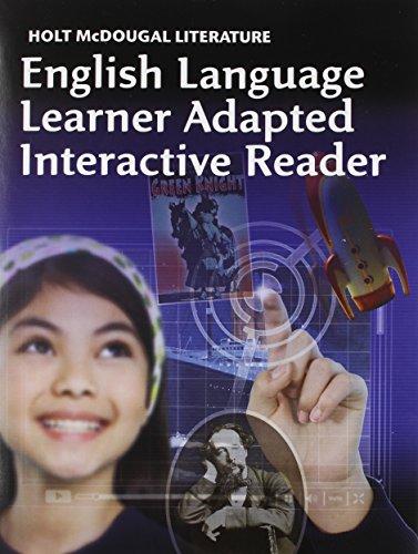 9780547619590: Holt McDougal Literature: Ell Adapted Interactive Reader Grade 7