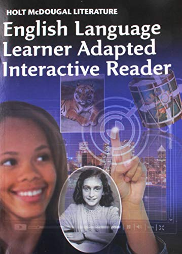 9780547619606: Holt McDougal Literature: ELL Adapted Interactive Reader Grade 8