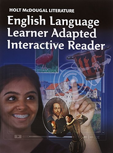 9780547619613 abebooks holt mcdougal literature ell adapted interactive reader holt mcdougal fandeluxe Choice Image