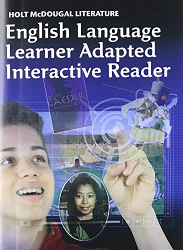 9780547619620: Holt McDougal Literature: ELL Adapted Interactive Reader Grade 10