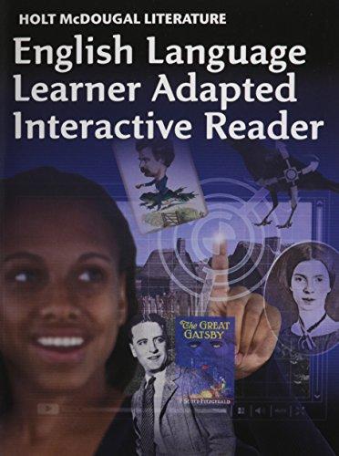 9780547619637: Holt McDougal Literature: ELL Adapted Interactive Reader Grade 11 American Literature