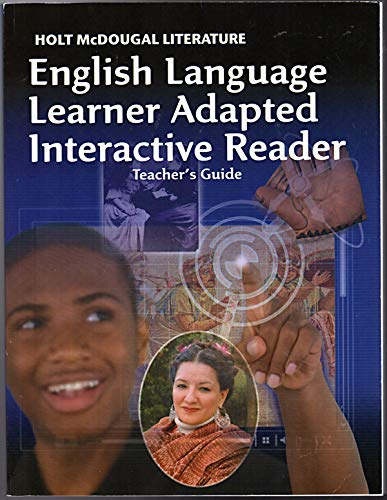 9780547619651: Holt McDougal Literature: ELL Adapted Interactive Reader Teacher's Guide Grade 6