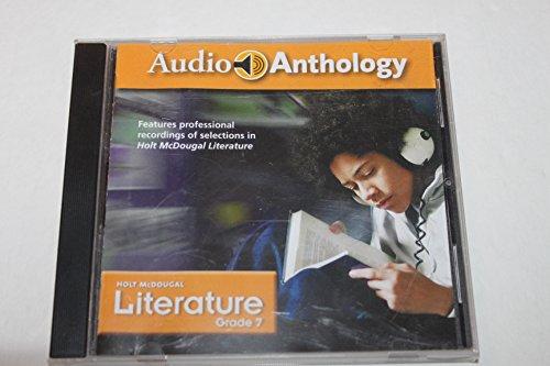 9780547620336: Holt McDougal Literature Grade 7 Audio anthology CD