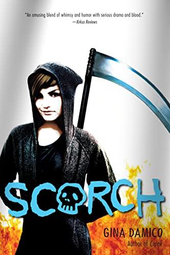 9780547624570: Scorch (Croak)