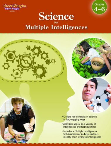 9780547625706: Science for Multiple Intelligences, Grades 4-6