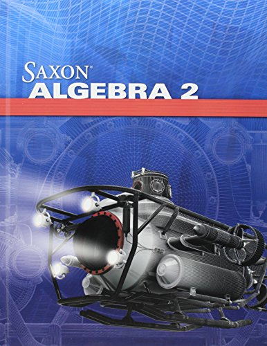 9780547625881: Saxon Algebra 2, 4th Edition: Kit with Solutions Manual