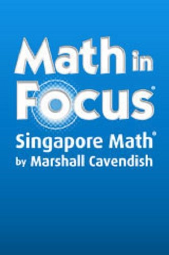9780547626369: Math in Focus: Singapore Math: Student Manipulative Kit Courses 1-3