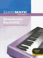 9780547628158: Saxon Math Intermediate 4: Standards Success: Common Core State Standards Companion for Use with Saxon Math Intermediate 4