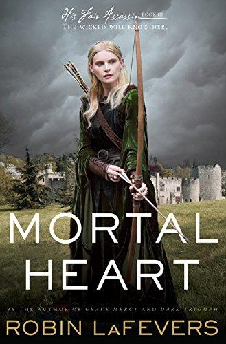 9780547628400: Mortal Heart (His Fair Assassin Trilogy)