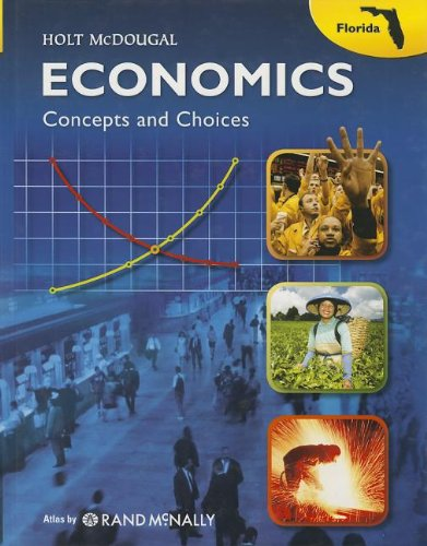 9780547633725: Holt McDougal Economics: Student Edition 2013