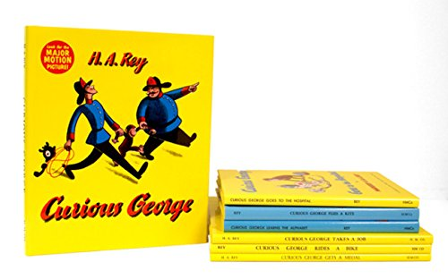 9780547633916: Curious George Classic Bundle