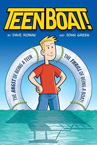 9780547636696: Teen Boat!