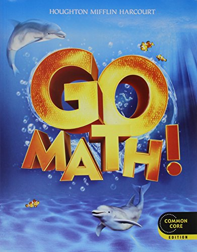 9780547643151: Common Core Math & Practice Book Bundle, Grade K (Houghton Mifflin Harcourt Common Core Math)