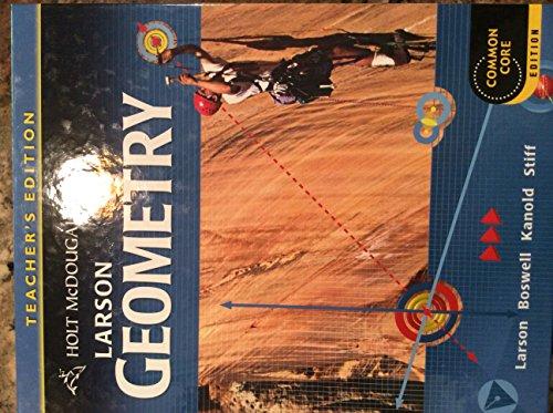 9780547647081: Geometry - Teacher's Edition (Common Core Edition)