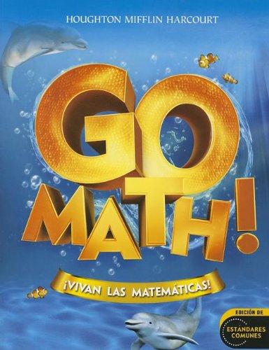 9780547650692: SPA-GO MATH (Houghton Mifflin Harcourt Spanish Go Math)