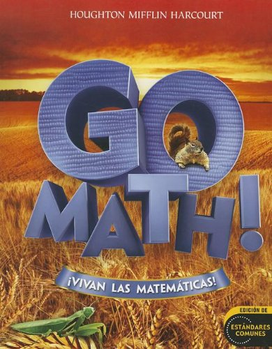 9780547650715: SPA-GO MATH (Houghton Mifflin Harcourt Spanish Go Math)