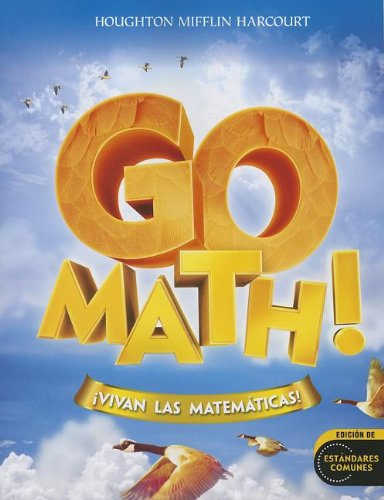 9780547650739: SPA-GO MATH (Houghton Mifflin Harcourt Spanish Go Math)