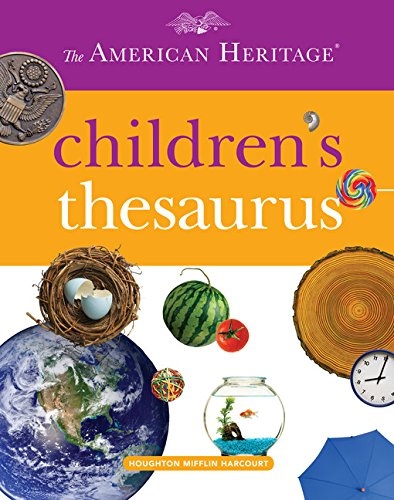 9780547659541: The American Heritage Children's Thesaurus