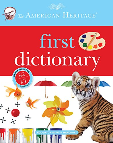9780547659565: The American Heritage First Dictionary