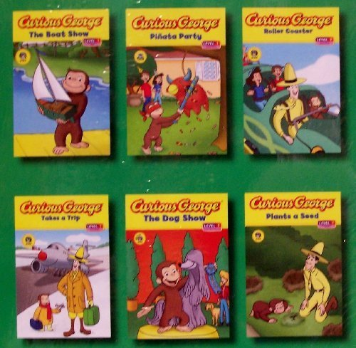 Curious George Pinata Party / Plants a Seed / The Dog Show / Takes a Trip / The...