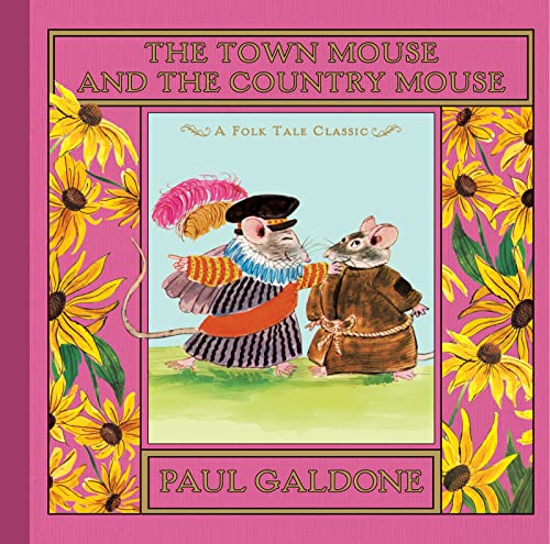 9780547668543: The Town Mouse and the Country Mouse (Folk Tale Classics)