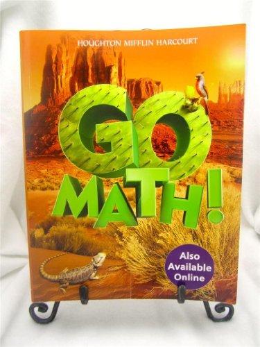 9780547669151: Go Math! [With Workbook]