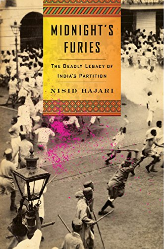 9780547669212: Midnight's Furies: The Deadly Legacy of India's Partition