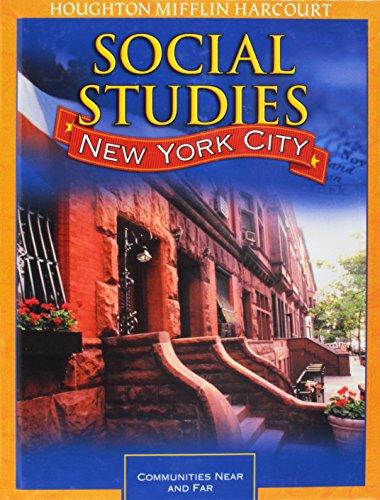 9780547689173: Houghton Mifflin Harcourt Social Studies New York: Student Edition Grade 2 2012