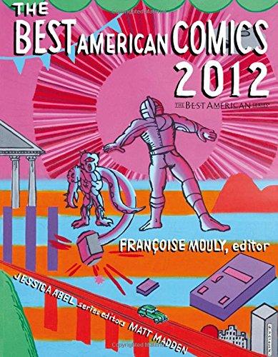 9780547691121: The Best American Comics