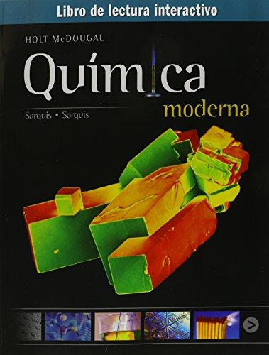 9780547704838: Modern Chemistry: Interactive Reader, Spanish (Spanish Edition)