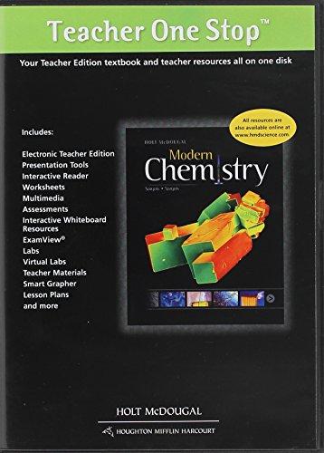 Modern Chemistry Classroom ~ Modern chemistry teacher one stop dvd by holt mcdougal