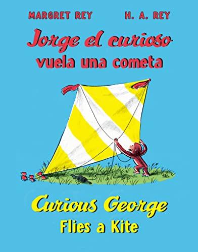 9780547720456: Jorge el Curioso Vuela una Cometa/Curious George Flies A Kite (Jorge El Curioso / Curious George)