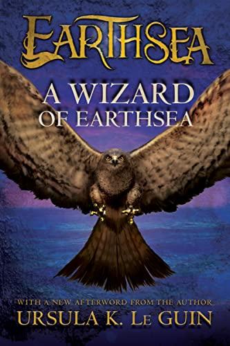 9780547722023: A Wizard of Earthsea: 01 (Earthsea Cycle)