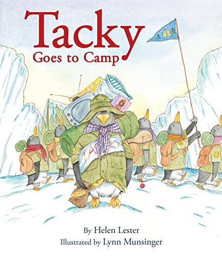 9780547722139: Tacky Goes to Camp (Tacky the Penguin)