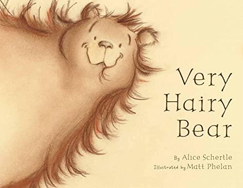 9780547722146: Very Hairy Bear