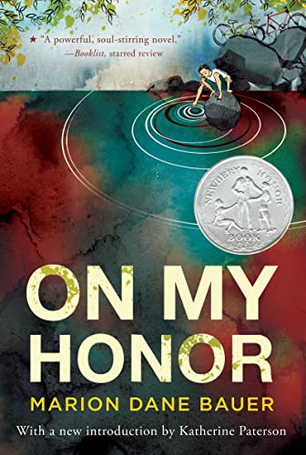 On My Honor: Bauer, Marion Dane