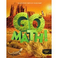 9780547732442: GO Math!: Grab and Go Classroom Manipulative Kit Grade 5
