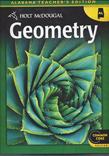 9780547734163: Geometry : Alabama Te