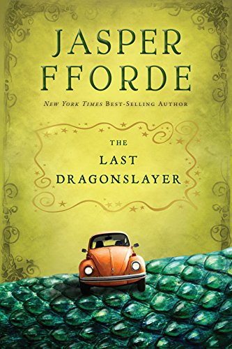 9780547738475: The Last Dragonslayer: The Chronicles of Kazam, Book 1