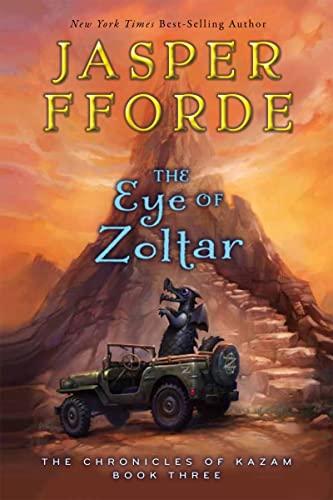 Last Dragonslayer 03 Eye of Zoltar