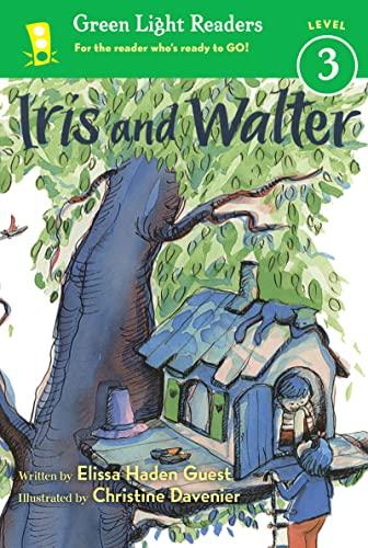 9780547745558: Iris and Walter (Green Light Readers Level 3)