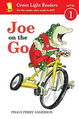 JOE ON THE GO (Green Light Readers: Peggy Perry Anderson