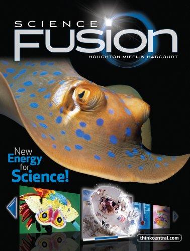 9780547746579: ScienceFusion: Homeschool Package Grade 4