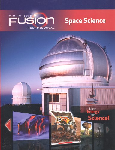 9780547746654: ScienceFusion: Homeschool Package Grades 6-8 Module G: Space Science