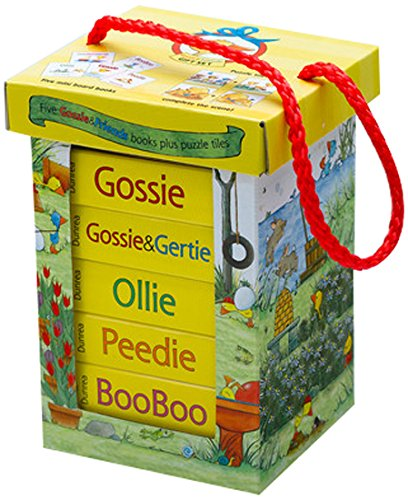 9780547747170: Gossie & Friends Gift Set [With Puzzle Tiles]