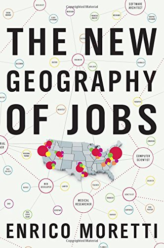 9780547750118: The New Geography of Jobs