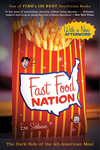 9780547750330: Fast Food Nation: The Dark Side of the All-American Meal (Revised)