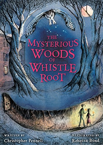 9780547792637: The Mysterious Woods of Whistle Root